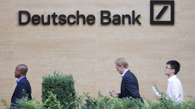 Deutsche Bank has committed to moving to a new office in London, at a time when banks are assessing their place in the capital ahead of Brexit.