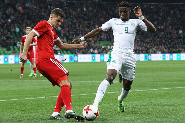 An fan has called for England to call up Wilfried Zaha... who plays for Ivory Coast