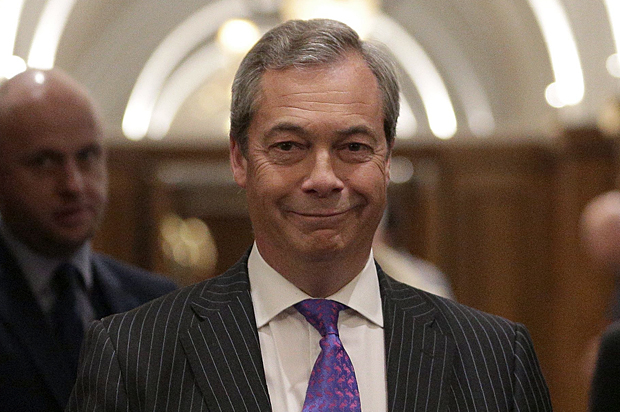 Brexit engineer Nigel Farage hired to promote effort to break California in two